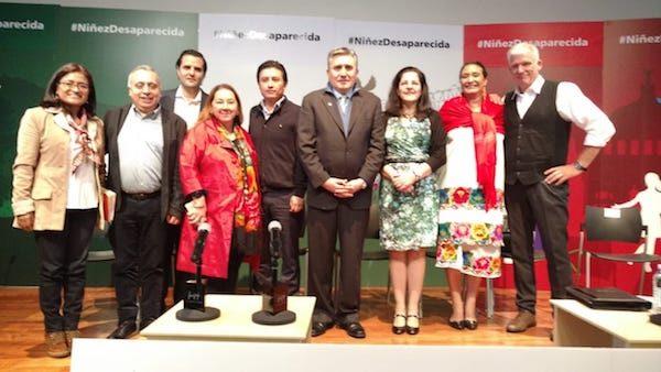 Foto: Todos los asistentes a la Conferencia Nacional por los Derechos de la Infancia y la Adolescencia mexicana.