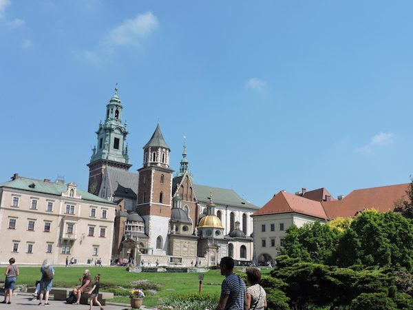 Cracovia Palacio Real