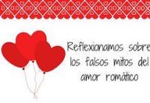 Cartel de la campaña de Cruz Roja sobre los mitos del amor romántico