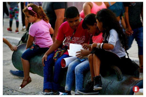 Cuba, promoción de la lectura entre las niñas