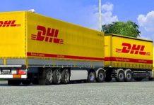 DHL, megacamiones que podrían circular por las carreteras españolas