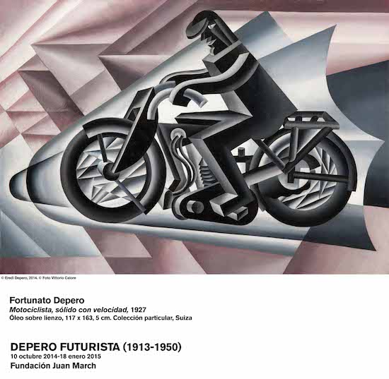 Regreso al futurismo con Depero | Periodistas en Español