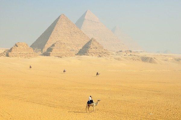 Egipto piramides pixabay.com