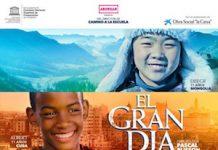 El gran día, cartel de la película de Pascal Plisson
