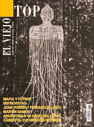 El Viejo Topo, portada de marzo de 2016