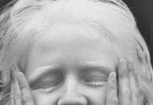 Ceguera I, de la serie Ceguera, 2003. Copia digital. Cortesía de la artista
