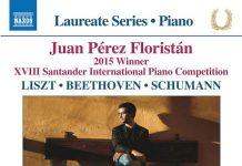 Floristán cd Listz Beethoven Schumann