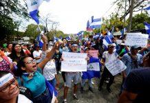 Protestas populares en Nicaragua