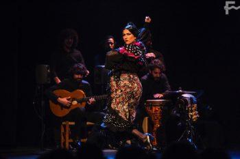 Gema Moneo en 'El sonido de mis días'. Foto Javier Fergo