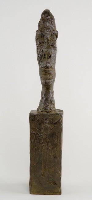 Giacometti-Cabeza-sin-cráneo