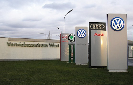 Volkswagen: multa en Alemania de mil millones de euros por el fraude de emisiones