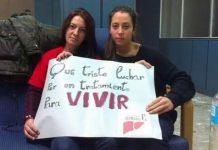 Foto de archivo de pacientes afectados por la hepatitis C en España que reclaman tratamiento por la seguridad social