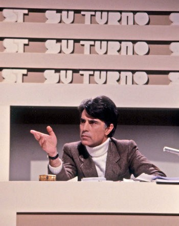 "Jesús Hermida modera un programa de ""Su turno"""