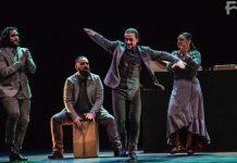Alfonso Losa y su grupo en Con-fluencias, Fto: de Javier Ferro