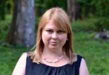 Kateryna Gandziouk, Ucrania. Activista de derechos humanos