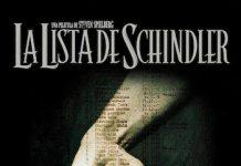 La lista Schindler cartel
