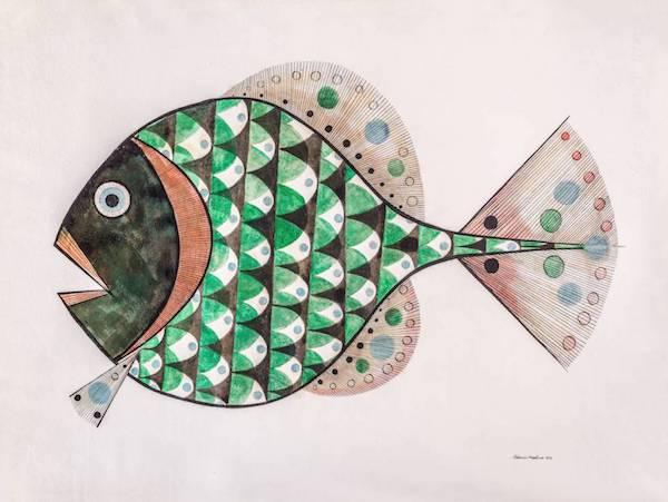Lina Bo Bardi pez
