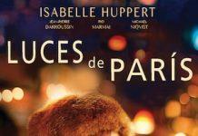 Cartel de Luces de París