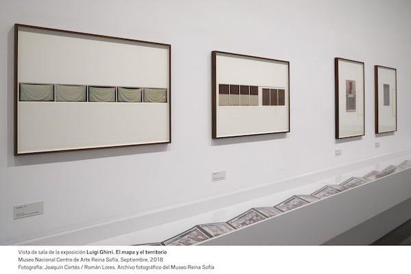 Luigi Ghirri, exposición en el Museo Reina Sofia