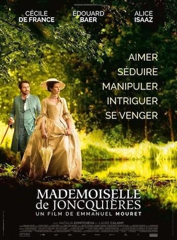 Mademoiselle de Joncquières cartel