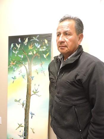 Maestro Chuquimarca