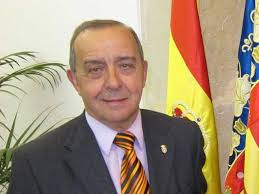 Manuel Izquierdo, alcalde de Lliria