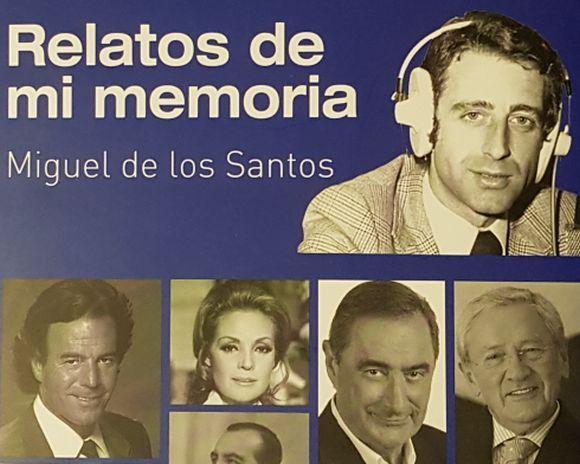 Miguel de los Santos memorias