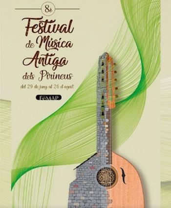 Musica Pirineo 2018 cartel