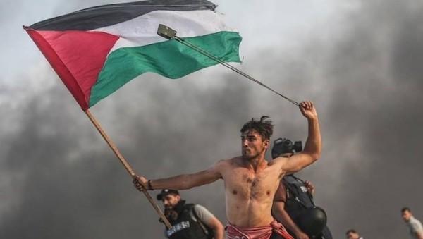 Mustafa Hassouna resistencia palestina