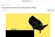 NYT Trump resistencia