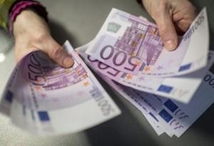 Pagos en efectivo con billetes de 500 euros