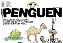 Portada original de la revista satírica Peguen en 2005
