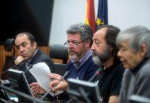 Presentación de la PNL de protección del lobo ibérico, 4 abr 2016