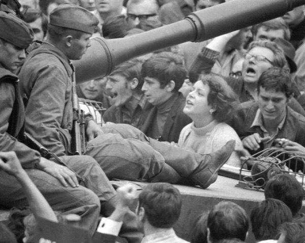 Praga 21 agosto 1968