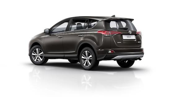 Toyota, modelo RAV4