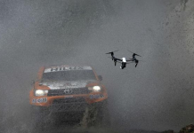 Inicio del Rally Dakar 2016. Foto: Sebastián Guayasamín/ANDES