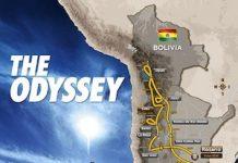 Rally Dakar 2016: etapas