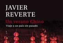 """Portada de """"Un verano en China"""" de Javier Reverte"""