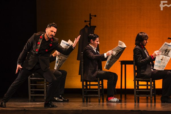 Riki Rivera, David palomar, El Junco. Fot- Javier Fergo