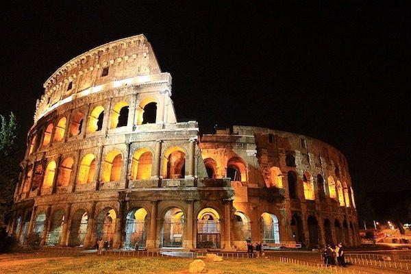 Roma Coliseo pixabay