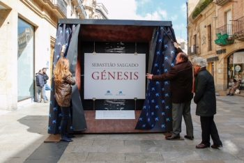 Salgado expo Genesis inaugura