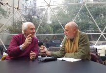Fernando Solanas entrevistado por Julio Feo en París. Noviembre de 2018