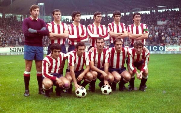 Sporting de Gijón Castro y Quini