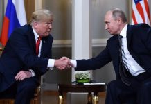 Trump Putin Helsinki 16JUL2018