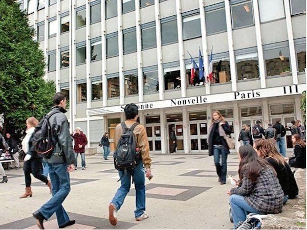 Université Sorbonne Nouvelle París