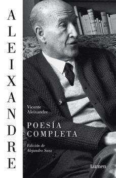 Vicente Aleixandre Poesía Lumen