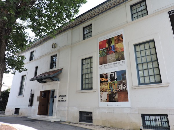 Washington Museo OEA Arte Américas ABianco
