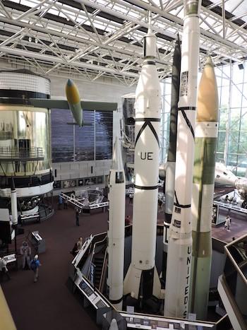 Washington Museo del Aire y Espacio ABianco