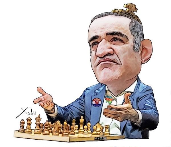 Xulio Formoso: Garry Kasparov