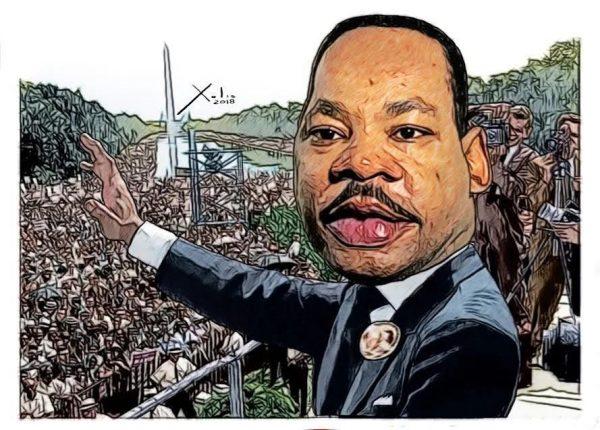 Xulio Formoso: Martin Luther King
